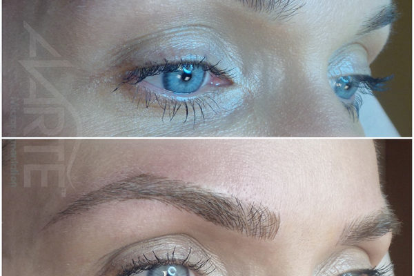 micropigmentation eyebrows permanent makeup
