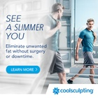 coolsculpting freeze your fat away