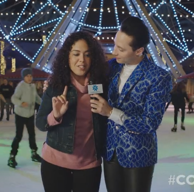 Figure Skater Johnny Weir Coolsculpting
